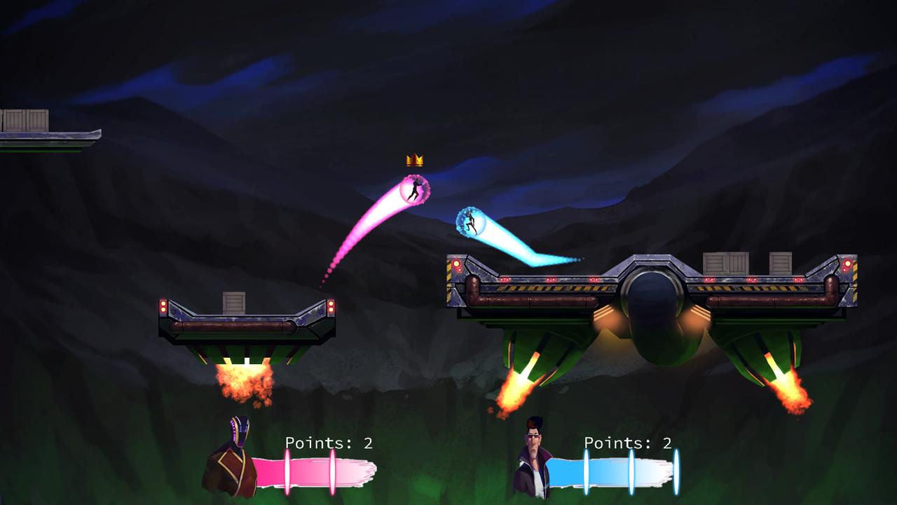 Screenshot of Velocity