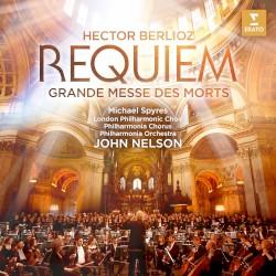 Requiem: Grande Messe des morts by Hector Berlioz ;   Michael Spyres ,   London Philharmonic Choir ,   Philharmonia Chorus ,   Philharmonia Orchestra ,   John Nelson