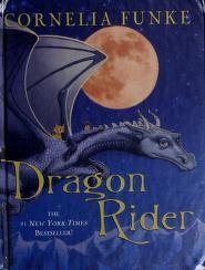 Cover of: Dragon Rider by Cornelia Funke Hardcover ISBN 0439853451 | Cornelia Funke