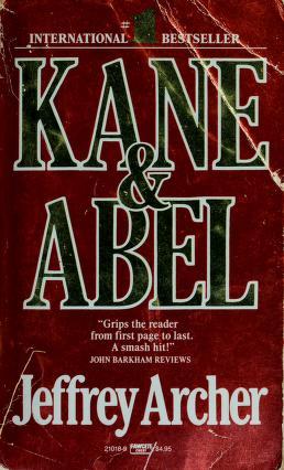 Cover of: Kane & Abel | Jeffrey Archer