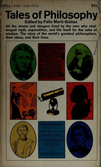 Tales of philosophy. by Félix Martí-Ibáñez